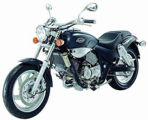 KYMCO Kymco Venox 250 technical specifications